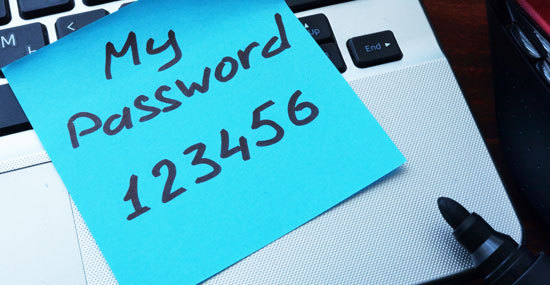Passwords Complexity Security