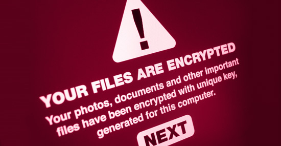 Ransomware Files Encrypted